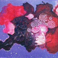 beautifulness inside - canvas print