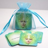 Inspire Cards (Green-Blue)