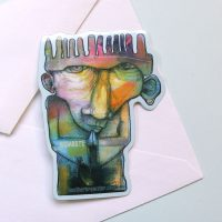 Stickers - 3 pack B