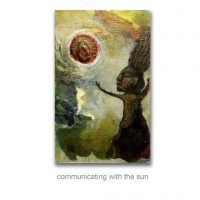 communicating with the sun