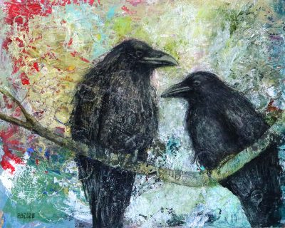 a-couple-of-crows