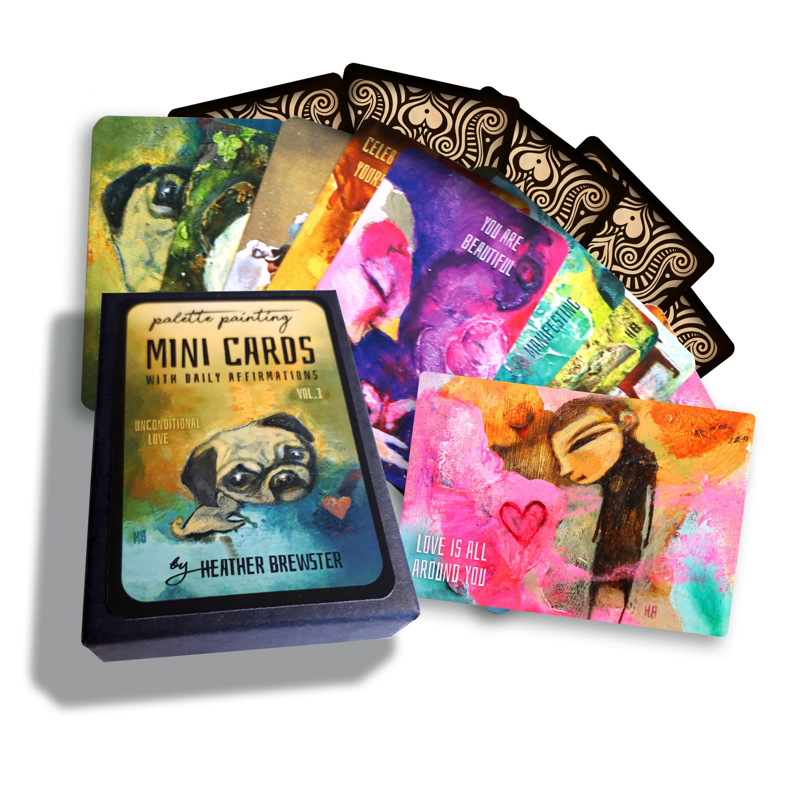 Palette-Painting-Mini-Cards