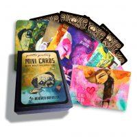 Palette Painting Mini Cards
